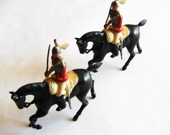 Antique Britains Ltd. Mounted Light Dragoons