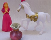 Once Upon a Time Poreclain Miniature Vase Set
