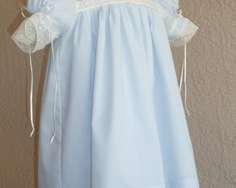Heirloom Toddler Batiste Dress and Slip