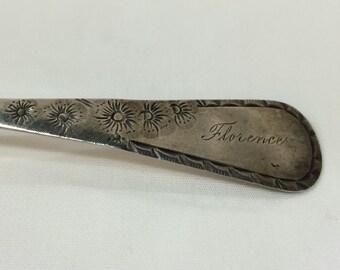 Gorham Sterling Spoon 1895 14.8 grams FLORENCE