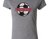 Custom Firecrackers soccer shirts
