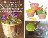 PERSONALIZATION Fee for the 9 DIY Ice Cream Dish Sets - for NY