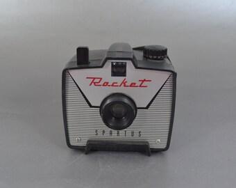 Vintage Rocket Spartus Camera