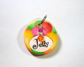 Jellybean Custom I.D. Dog Tag / Pet Tag