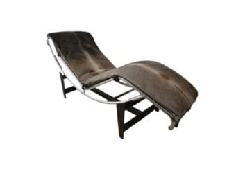 Chaise lounge vintage etsy uk for Chaise bridge art deco