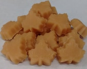 Maple Sugar Leaf Candies