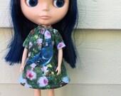 Rosiee Gelutie Dress with Short Sleeves