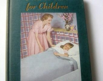 The Homemaker's Encyclopedia Hardcover Books How to Care for Children