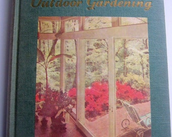 The Homemaker's Encyclopedia Hardcover, Indoor and Outdoor Gardening