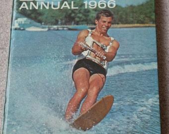 Eagle Annual 1966 UK boys book
