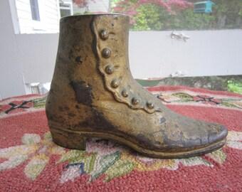 Cast Iron Boot door stop