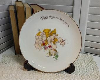 Kewpie Plate Collector's Plate Kewpies Rose O'Neill