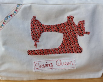 Sewing Machine Cover Etsy