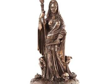 Statue Of Goddess Hekate