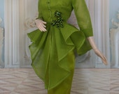 Jazz Night for Gene and Friends, 16 inch fashion dolls, OOAK Fashion