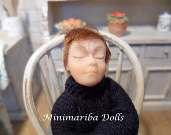 Minimariba dolls - Willful child
