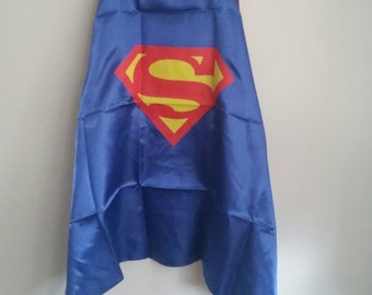 Sale Superman Cape and mask, birthday favors, Loot bags, superhero package