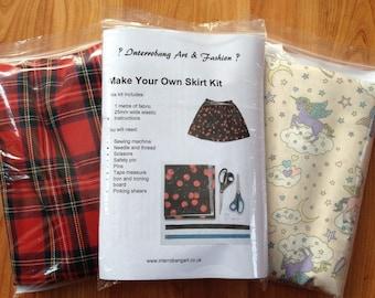 Make Your Own Skirt Kit