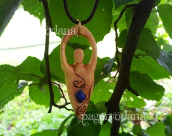 Fertility Goddess pendant