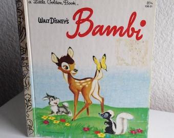 Vintage Disney Classic - Bambi