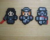 THE SQUAD*** Kylo Ren, General Hux, Captain Phasma Magnets