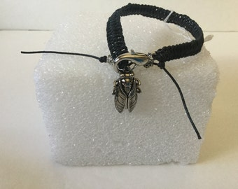 Bracelet,Friendship Bracelet,Locust Bracelet,Hip Hop Bracelet,Boho Bracelet,Biker Bracelet,Knotted Bracelet,String Bracelet,