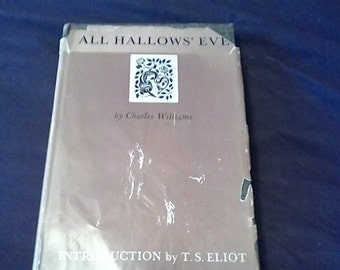 Vintage All Hallow's Eve 1948 edtion