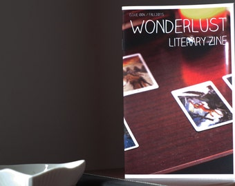 Wonderlust Literary Zine 004