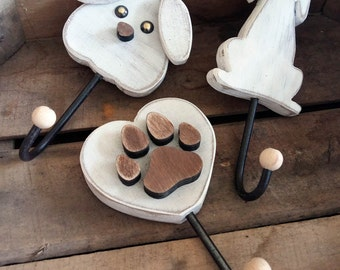Mini-hangers Dogs and Paw