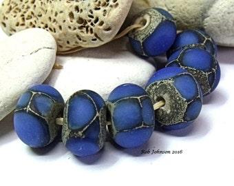 Dragon Stones, Lampwork Beads, SRA, UK