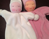 Waldorf - Baby's First Doll - TWO DOLLS  Reserved for Francesca.