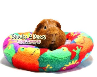 Guinea Pig Luxury Bedding Pack - Froggy