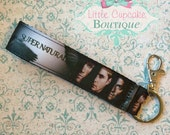 Supernatural Wristlet Keychain with Lobster Clasp~ Support Non-Profit Teen Organization