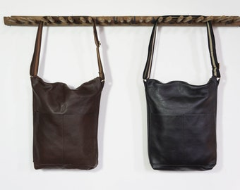 Nico Bag - Dark Roast or Black - SALE - 40% OFF