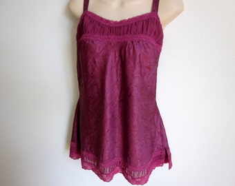 Camisole cami Nightgown  babydoll  sexy lingerie plus size XL