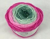 Lotus: Full Gradient on Divine MCN Sock Yarn
