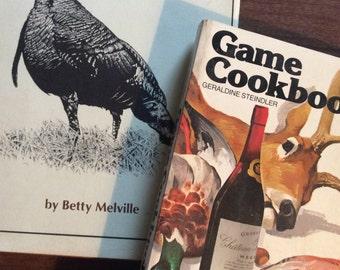 Hunter's and Game Cookbooks