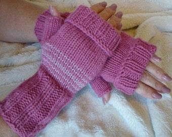 Wrist Warmers PinK DelighT