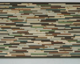 Reclaimed Wood Wall Art,Large Wall Art ,Abstract, Sculpture, Painting