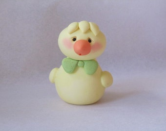 Polymer Clay Chick
