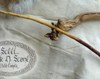 Handmade Juniper Wand Wicca Witchcraft Druid Pagan