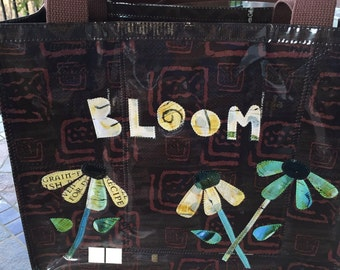 Bloom Recycled Tote