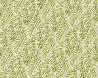 SALE - Blend Fabrics - Little Red - Ferny Green