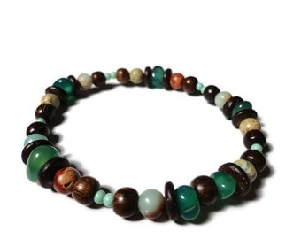 beach stretch bracelet size SM