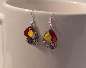 Drop Earrings/Earrings/Silver Earrings/Dangle Earrings