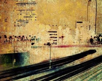 "Studio City. Canvas Print by Irena Orlov 40x30"""