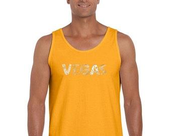 Men's Tank Top - VEGAS