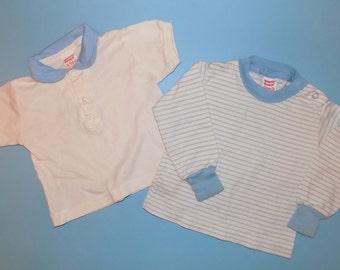 Sz. 12 mo. Buster Brown Shirts
