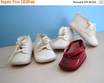 On Sale Cabbage Patch Kid Xavier Roberts Softie Shoes
