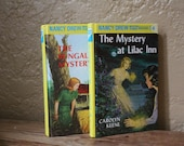 Nancy Drew Book Collection - # 3 &4